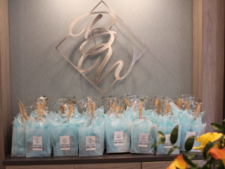 Beauty Works Day & Medi Spa   Belleville, ON   40th Anniversary & Grand Opening VIP Night   Swag Bags
