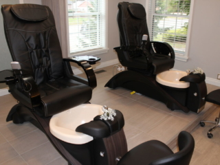 Beauty Works Day & Medi Spa   Belleville, ON   40th Anniversary & Grand Opening VIP Night   Pedicures