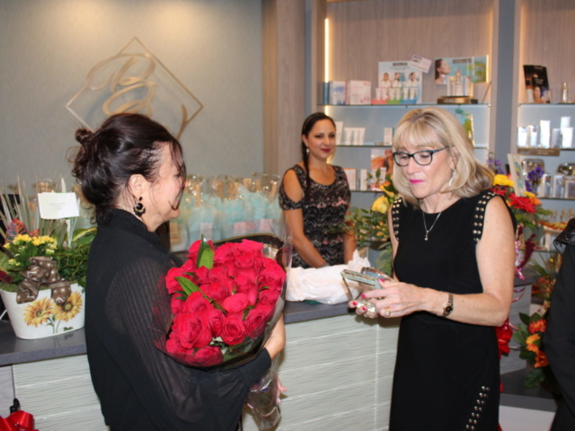 Beauty Works Day & Medi Spa | Belleville, ON | 40th Anniversary & Grand Opening VIP Night | Yon-Ka & GM Collin Presentation