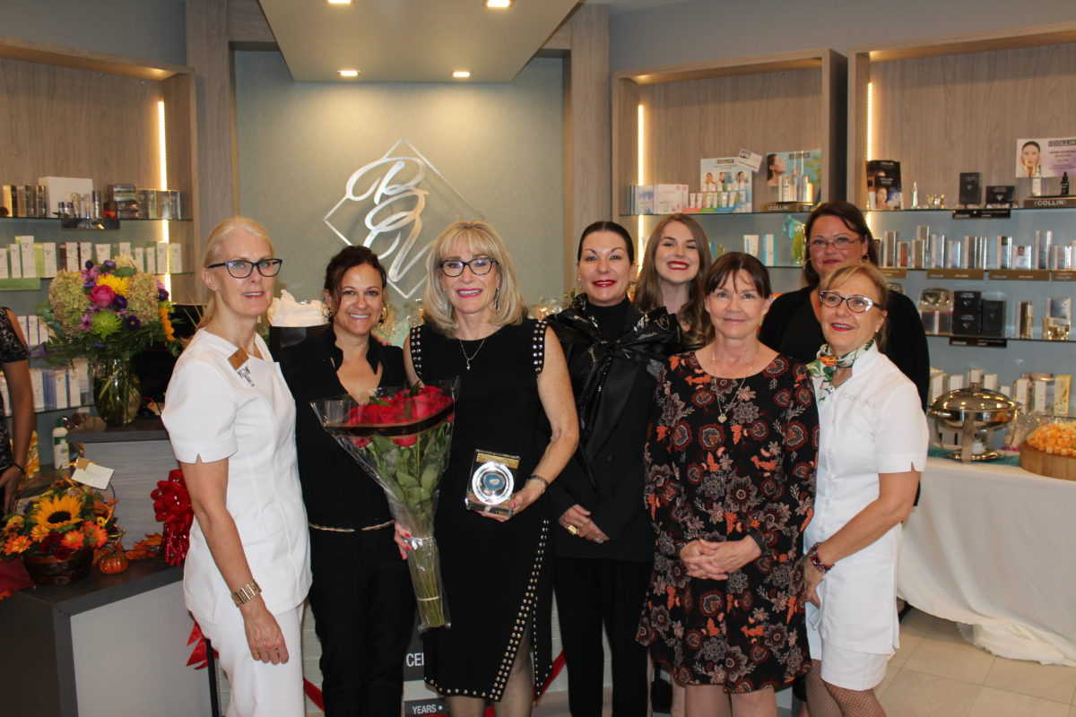 Beauty Works Day & Medi Spa | Belleville, ON | 40th Anniversary & Grand Opening VIP Night | Yon-Ka & GM Collin