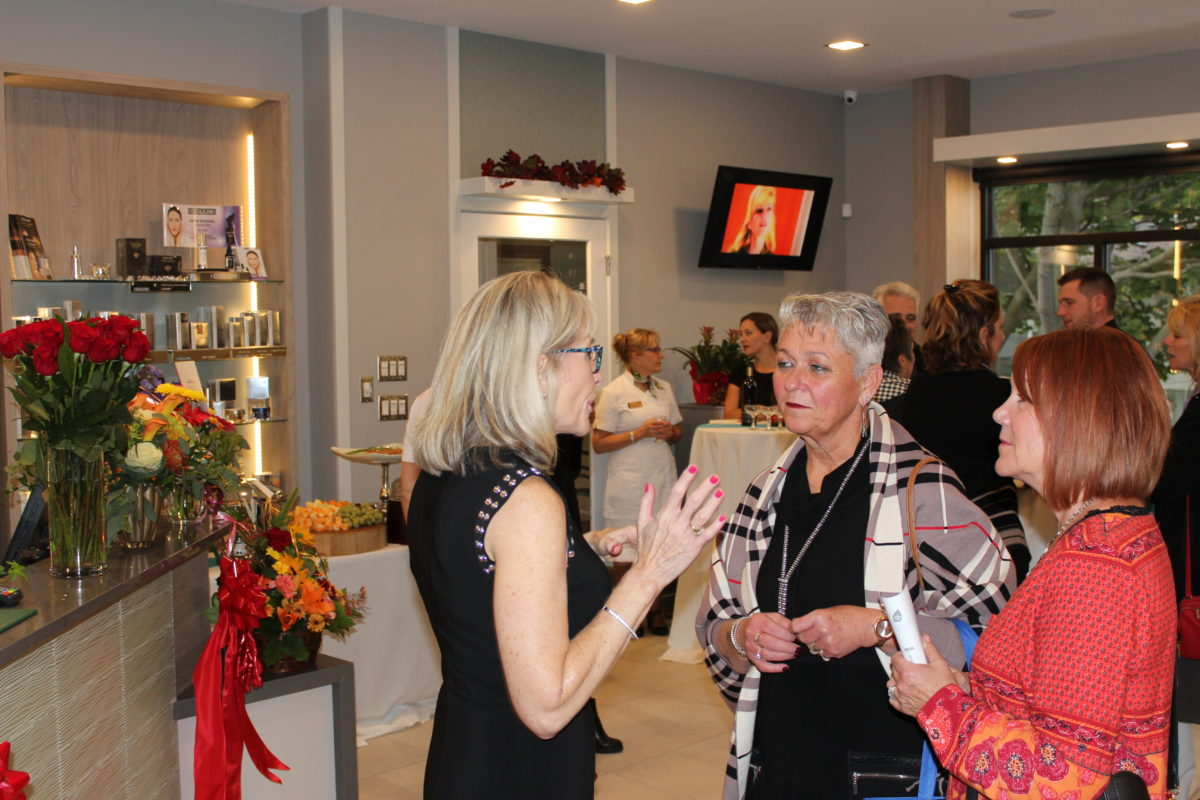 Beauty Works Day & Medi Spa | Belleville, ON | 40th Anniversary & Grand Opening VIP Night
