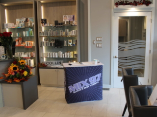 Beauty Works Day & Medi Spa   Belleville, ON   40th Anniversary & Grand Opening OPEN HOUSE   Mix 97