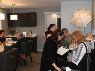 Beauty Works Day & Medi Spa   Belleville, ON   40th Anniversary & Grand Opening OPEN HOUSE   Beauty Stations