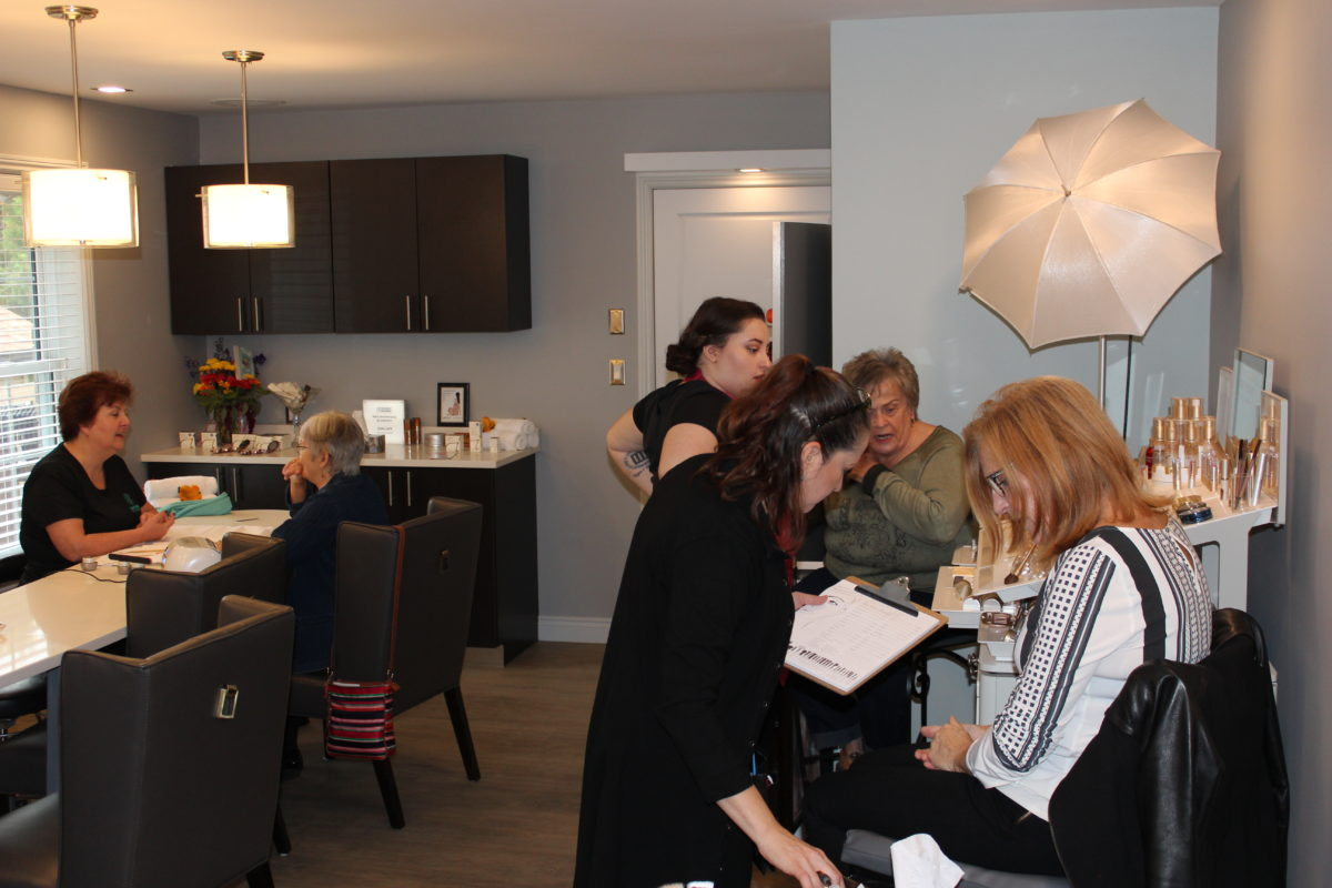 Beauty Works Day & Medi Spa | Belleville, ON | 40th Anniversary & Grand Opening OPEN HOUSE | Beauty Stations