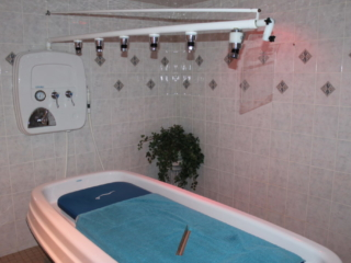 Beauty Works Day & Medi Spa   Belleville, ON   40th Anniversary & Grand Opening OPEN HOUSE   Vichy Shower Treatments