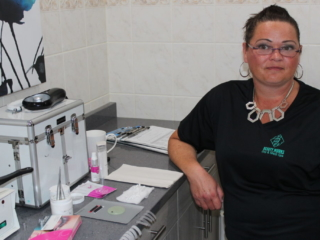 Beauty Works Day & Medi Spa   Belleville, ON   40th Anniversary & Grand Opening OPEN HOUSE   Misencil Demos