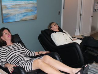 Beauty Works Day & Medi Spa   Belleville, ON   40th Anniversary & Grand Opening OPEN HOUSE   Relax Room
