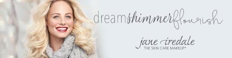 Beauty Works Spa | Belleville, Ontario | Jane Iredale Holiday Banner