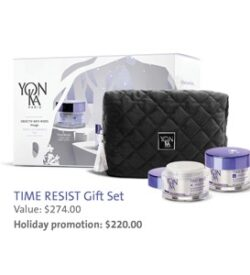 Beauty Works Spa | Belleville, ON | Yon-Ka Time Resist Gift Set