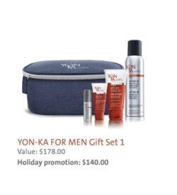 Beauty Works Spa | Belleville, ON | Yon-Ka for Men Gift Set 1