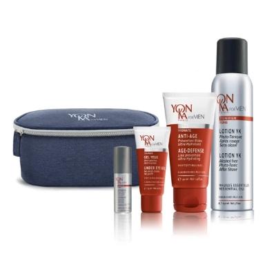 Beauty Works Spa | Belleville, ON | Yon-Ka Men's AGE-DEFENSE Gift Set