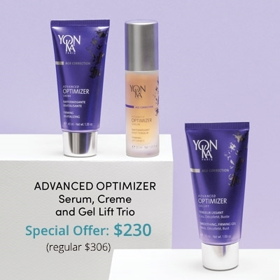 Beauty Works Spa | Belleville, Ontario | Yon-Ka Advanced Optimizer Trio Gift Set